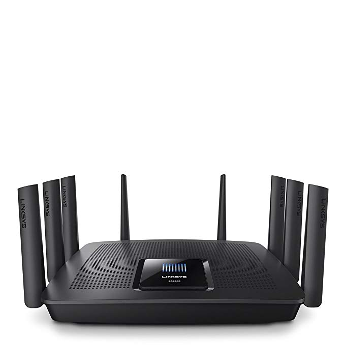 LINKSYS AC 5400 WIFI ROUTER